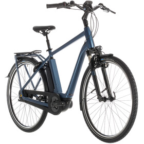 Cube Town Hybrid EXC 500, blue'n'blue